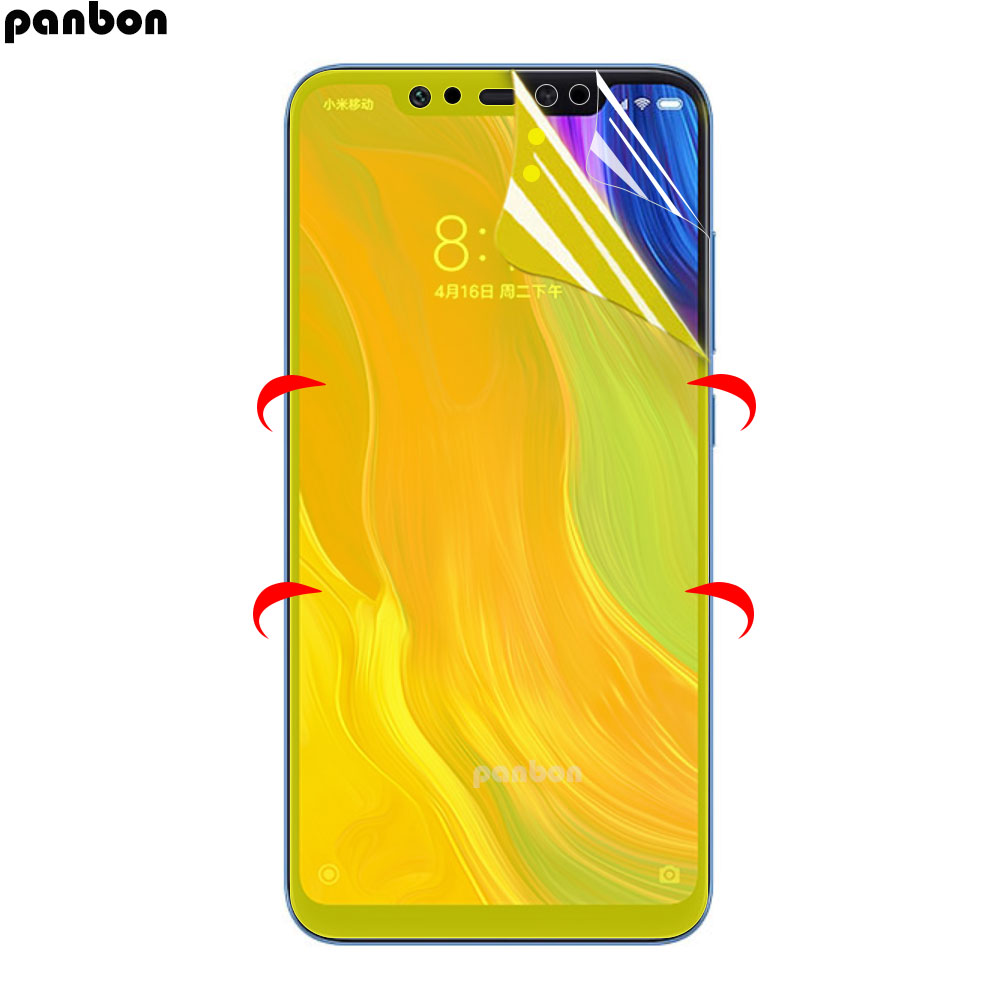 Soft Hydrogel Film For xiaomi mi9 Pocophone F2 F1 miplay mi 9 play 8 SE lite Redmi note 7 Screen guard Protector nano FilmSoft Hydrogel Film For xiaomi mi9 Pocophone F2 F1 miplay mi 9 play 8 SE lite Redmi note 7 Screen guard Protector nano Film