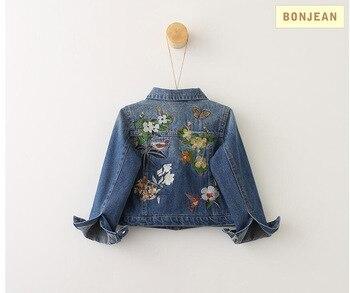 8c9b51830 ᐅY18771 otoño bebé chaqueta para Niñas Ropa para niñas chaqueta de ...