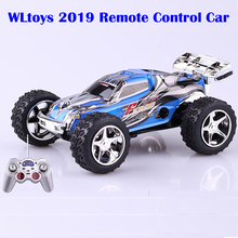 WLtoys 6 CH 1:32 WL 2019 Remote Control Dirt Bike Electric RC Car High Speed ( 20-30km/hour) 5-Speed Turbo Control Ready-to-Go