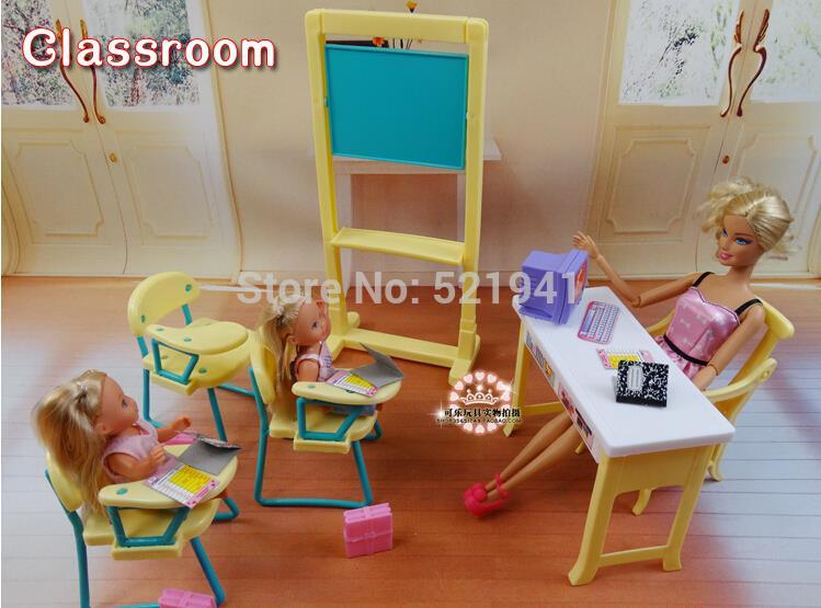 Popular Barbie Doll Furniture Sets Buy Cheap Barbie Doll Furniture
