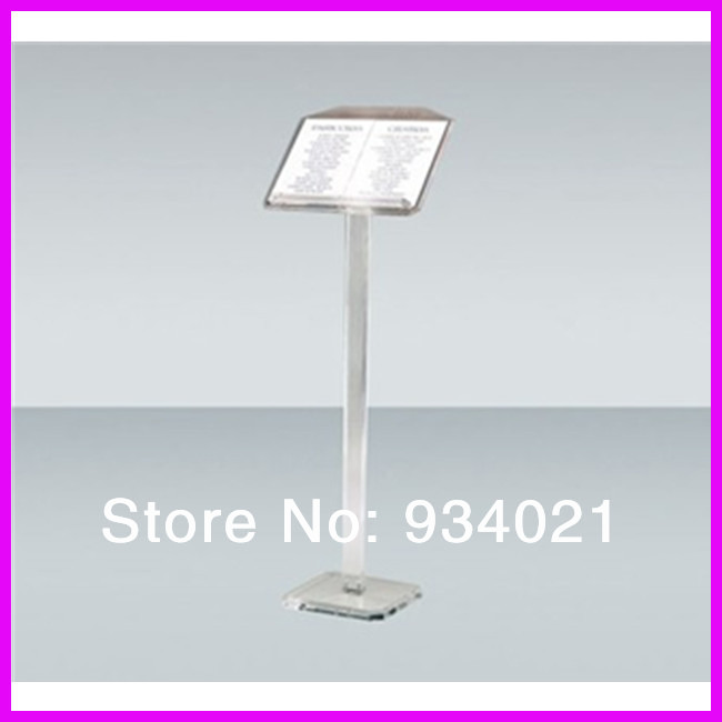 Acrylic Podium Stand
