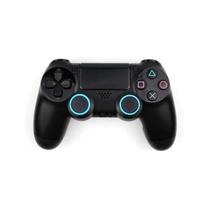 Image 5 - 4 sztuk silikonowe analogowe Thumb Stick uchwyty pokrywa dla PS4 kontroler nakładki na palce dla PS4 Pro Gamepad dla Xbox One dla Xbox 360