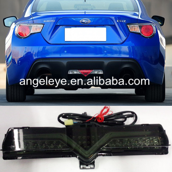 For Subaru Valenti BRZ/ For Toyota GT86 LED Bumper Light/ Brake Light/ Reverse Light LH tcl lg sakura electrolux washing machine pulsator water leaf rotary chassis 32 5 gear fittings