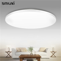 Modern LED Ceiling Light 12W 1000LM Flush Mount Ceiling Lamp Round Ultrathin Fixture Daily Use For
