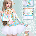 LOVE LIVE Minami Kotori Awaken UR Uniforms Cosplay Cheongsam + Stockings