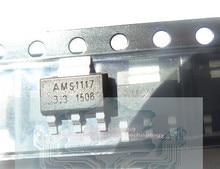 10 PCS AMS1117-3.3V IC DC-DC Step down SOT-223 For Arduino Raspberry pi
