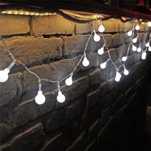 LED String Lights Holiday Ligh