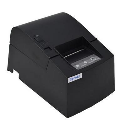 Comercio al por mayor de Alta calidad 58mm térmica de recibos impresora máquina de impresión de alta velocidad puede elegir USB Serial Paralelo puerto Ethernet