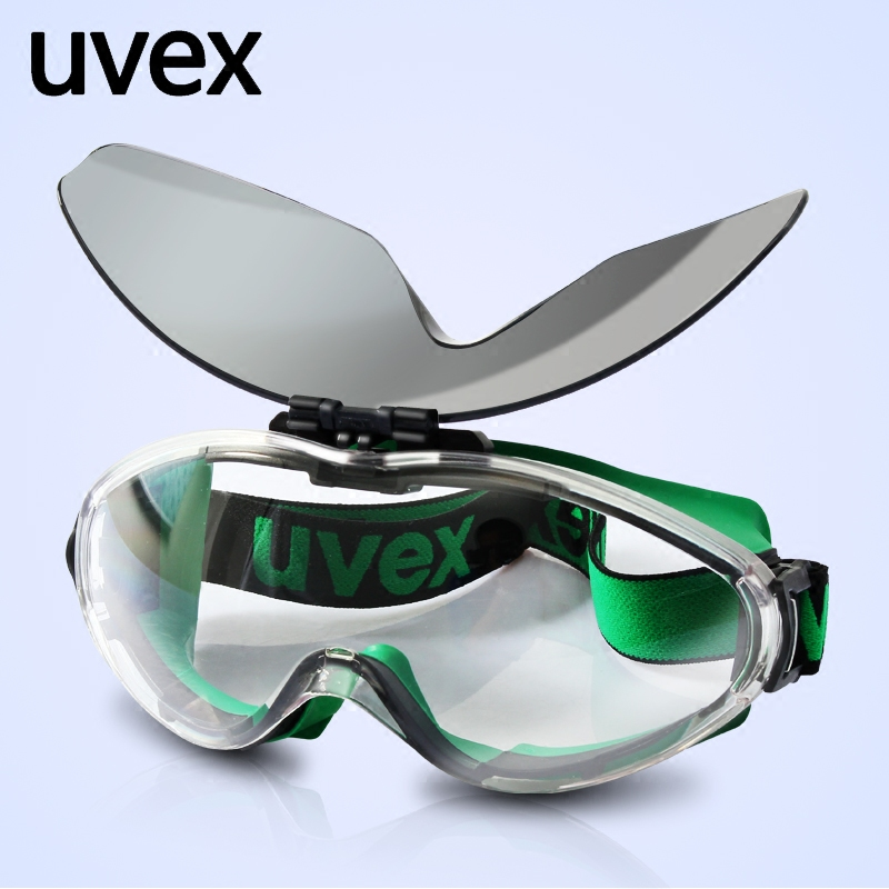 UVEX Original 9302-043 Safety Goggles Anti Visible light/Anti-UV/Anti-shock Welding Glasses Eyes Protector YU009 fat cat high precision cnc aluminum alloy 1 4 tripod adapter mount for gopro hero 4 3 3 2 red
