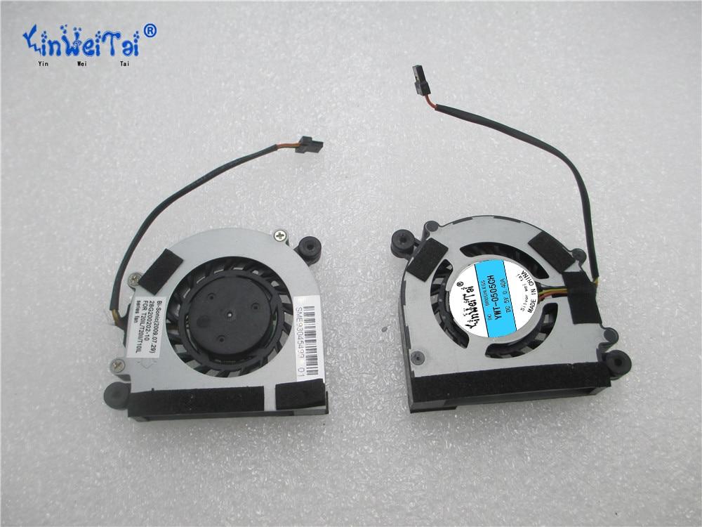 Laptop cpu cooling fan for BI-sonic HP400705H HP400705H-01 28G200202-10 T20LL T20II T10IL DC 5V 0.20A, Bare Fan delta 12038 12v cooling fan afb1212ehe afb1212he afb1212hhe afb1212le afb1212she afb1212vhe afb1212me