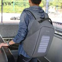 Oxford Men Backpack Elegant Anti Theft Travel Backpack For Men Business School Back Pack Multifunction Laptop