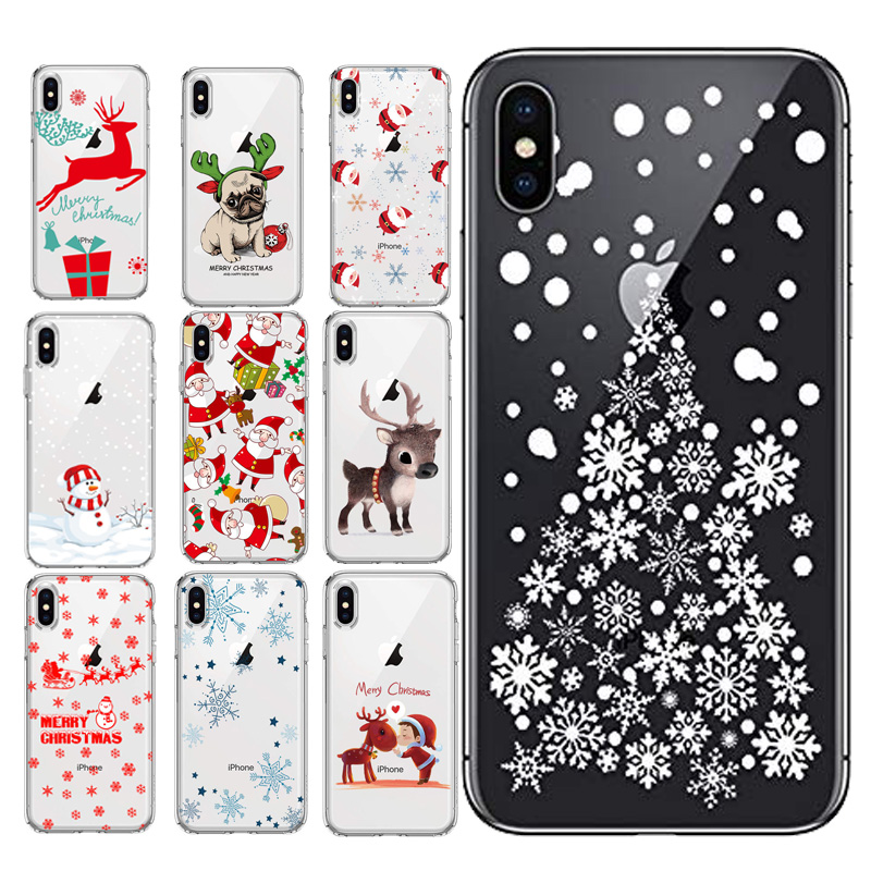 Phone Bags & Cases Responsible Yinuoda Christmas Santa Claus Snow Reindeers Gift Amazing Landscape Tpu Phone Case For Iphone Xs Max 8 7 6 6s Plus X Xs Xr 5s Se