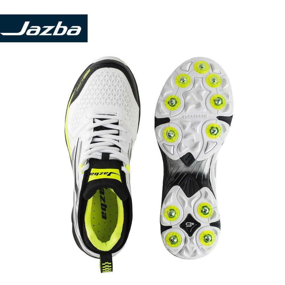 Jazba SKYDRIVE 117 Männer der Cricket Multi Spike Professionelle Licht Sport Turnschuhe Metall Klampe Außen Schutz Training Schuhe - 4