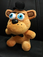 """in stock five nights at freddy' stuffed toys for christmas gift 6.5""""high with fast free shipping"""
