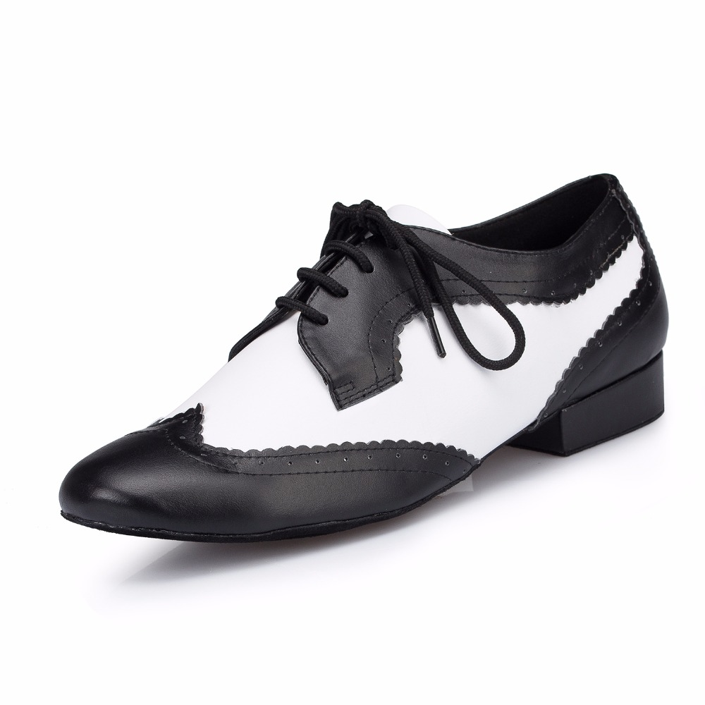 Brand Plus Size Men Dance Shoes Modern Men's Ballroom Latin Tango Dance Shoes Genuine Leather Dress Men Salsa Jazz Dancing Shoes 2017 ladies glitter rainbow colorful salsa latin shoes women tango ballroom dancing shoes high quality mesh soft sole wk024