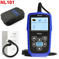 Car Code Reader Nexlink NL101 OBDII OBD Auto OBD2 Scanner NL101 Automotive Diagnostic Tool With Battery Power Monitoring