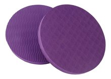 Round Yoga Elbow Pads