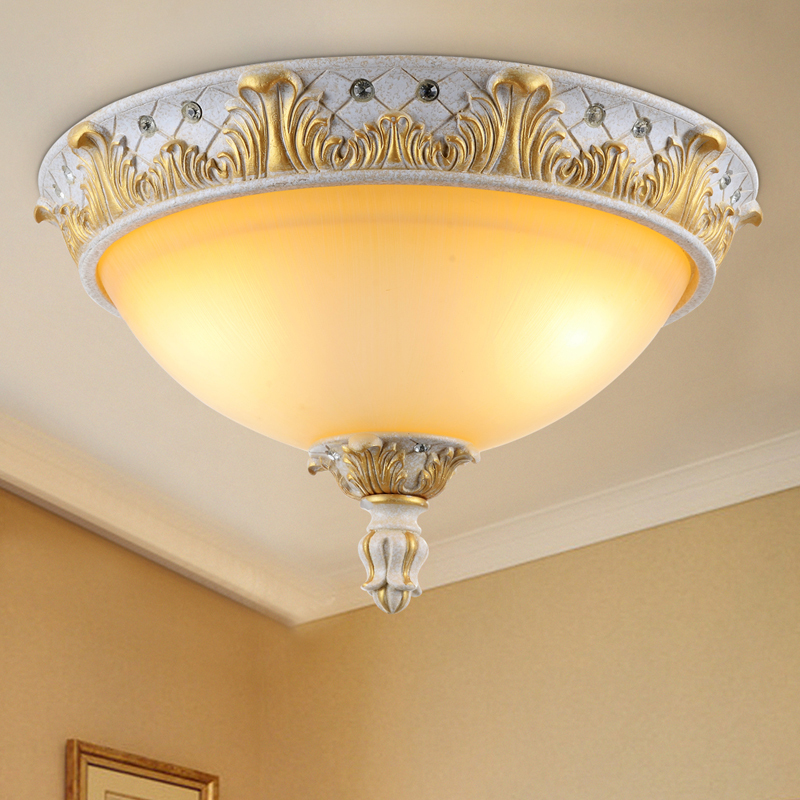 European style living room ceiling light Lighting India crystal ...
