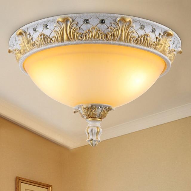European Style Living Room Ceiling Light Lighting India Crystal Restaurant Lamps Bedroom