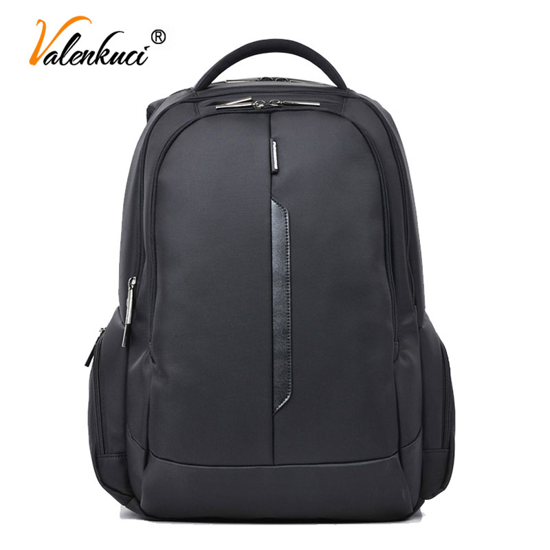 Brand Shockproof Laptop Backpack Nylon Waterproof Men Women Computer Notebook Bag 15.6 inch School Bags Backpack KS3027W jacodel laptop bagpack 15 inch notebook backpack travel case computer pc bag for lenovo asus dell notebook 15 6 inch school bags