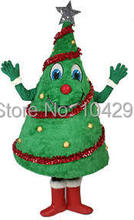001  fast ship ohlees Funny  Santa Claus character halloween christmas Tree party gift mascot costumes adults size costomize