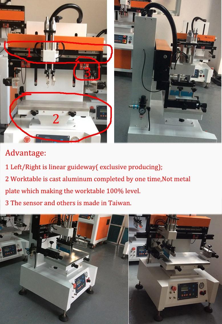 tabletop screen printer part 2