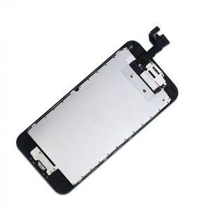 Image 5 - Para o iphone a1633 a1688 a1700 lcd aaaaa módulo de toque display conjunto completo montagem para iphone 6s com câmera + sensor lcd
