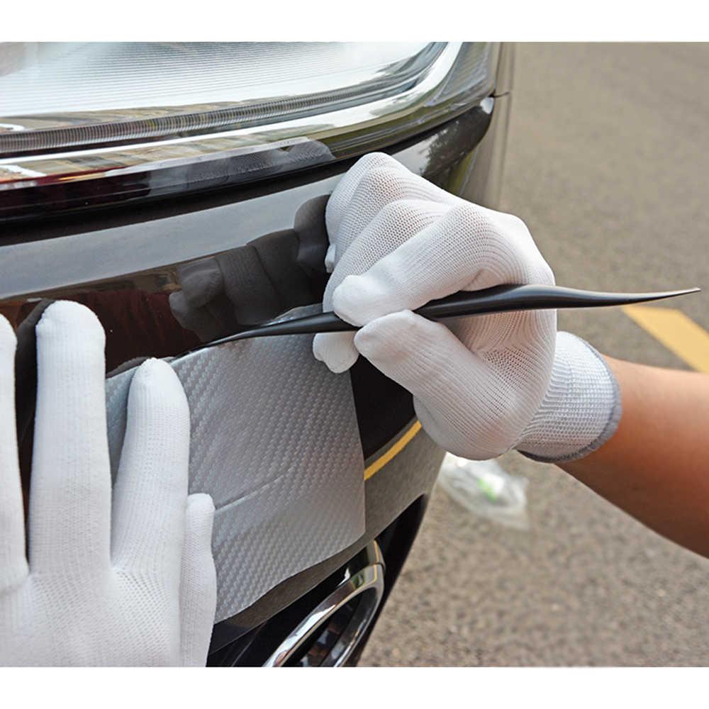 EHDIS 3 pcs สติกเกอร์กาว Remover Squeegee ฟิล์มไวนิลรถ Wrap Ice Scraper รถจัดแต่งทรงผมรถอุปกรณ์เสริม Window Tint เครื่องมือ