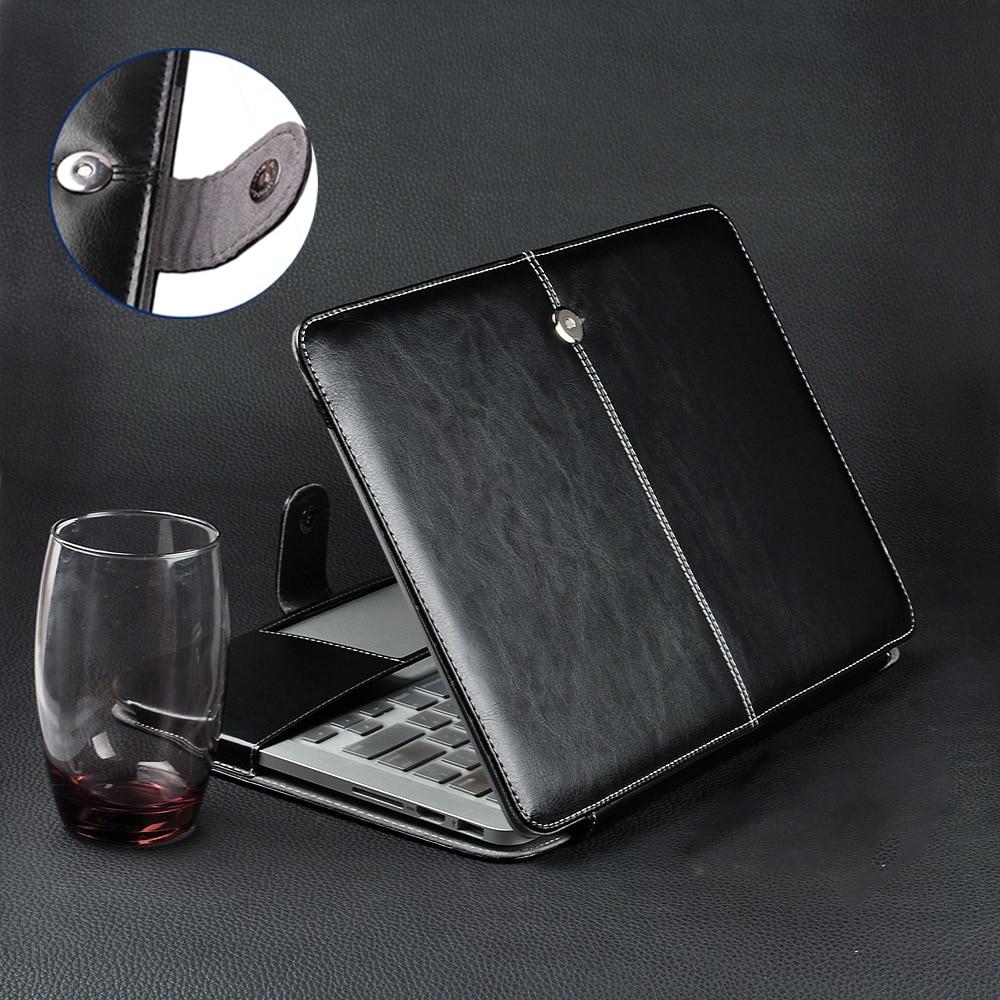 Shell Cover Laptop Case For Macbook Air 13 Pro Retina 11 12 13 15 - ლეპტოპის აქსესუარები - ფოტო 3