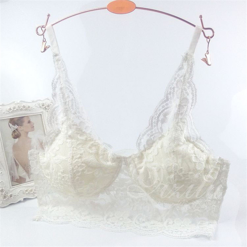 Girls Underwear Solid Lace Training Bras For Girls Young Girl Undergarments Lace Teenage Underwear Teen Lingerie Underwear Girls' Clothing