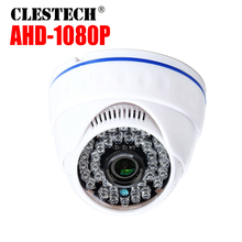 2019hot Sale all Full AHD CCTV Camera 720P/960P/1080P SONY IMX323 HD Digital Indoor Infrared home Security Surveillan Vidicon