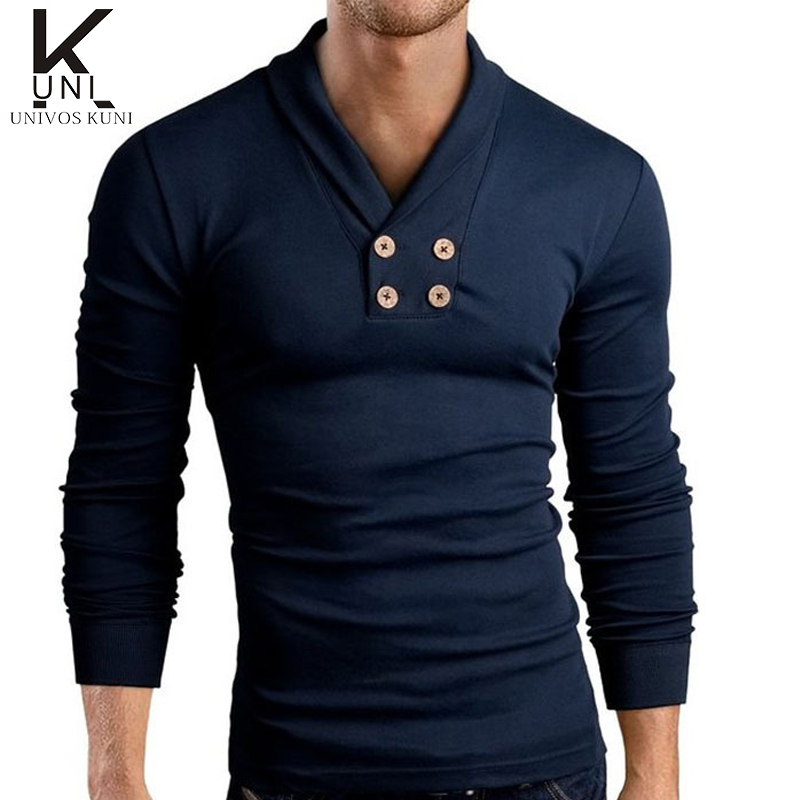 Navy Men t Shirts Summer 2016 Fashion Tops Tees Long Sleeve T ...