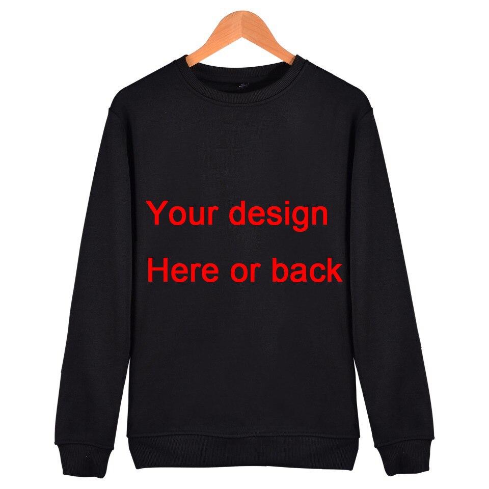 Männer Frauen Kunden Design Hoodie Sweatshirt H