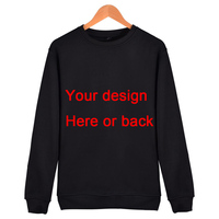 Men Women Customer Design Hoodie Sweatshirt H
