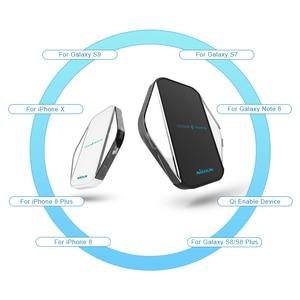 Image 4 - NILLKIN Ma Thuật Charger Sạc không dây qi sạc Cho samsung s9 s8 s8 cộng với lưu ý 8 cho iphone xs/xs MAX /X 8 8 Cộng Với qi không dây sạc