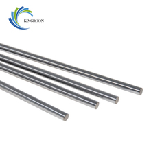 Optical Axis 300 320 330 350 390 400 500 mm Smooth Rods 8mm Linear Shaft Rail 3D Printers Parts Chrome Plated Guide Slide Part недорого