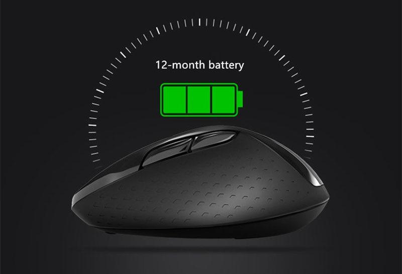 Rapoo M500 Original Multi Modo Silencioso Mouse