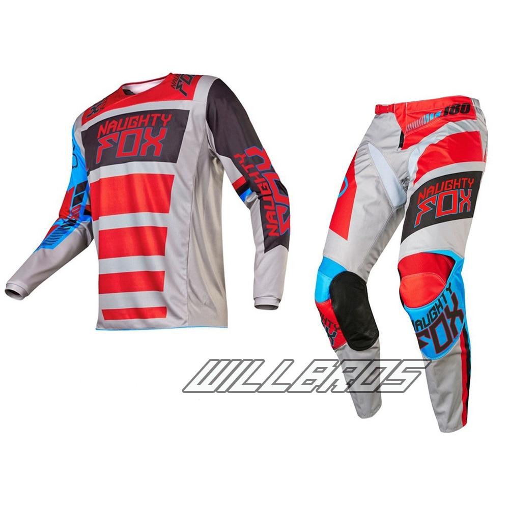 MX 180 Falcon ensemble de vitesse de course Motocross Dirt bike tout-terrain adulte Jersey pantalon ComboMX 180 Falcon ensemble de vitesse de course Motocross Dirt bike tout-terrain adulte Jersey pantalon Combo
