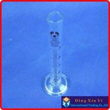 8 шт./партия) 5 мл окончил цилиндр, стекло выпускник стакан мерный цилиндр, измерения выпускников