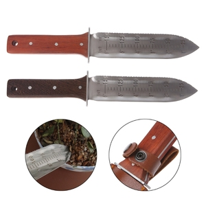 Image 4 - Garden Knife Digging Landscaping Weeding Plant Tools With Protective Handguard
