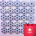 Freeshipping! Hot sale 10PCS Epistar 3W Deep Red High Power 660NM Plant Grow LED  Light for Cabinet/Tank/Aquarium with 20MM PCB
