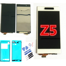 For Sony Z5 screen Xperia LCD Display E6603 E6633 E6653 E6683 touch Screen Digitizer Assembly z5 lcd