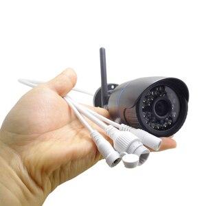 Image 2 - Wifi מצלמה IP 720 P 960 P 1080 P HD אלחוטי טלוויזיה במעגל סגור מעקבים מקורה חיצוני עמיד למים אודיו IPCam אינפרא אדום בית אבטחת מצלמה