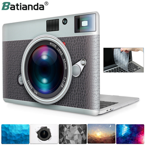 Laptop Case For MacBook Pro Air 11 12 13 15 Model A1466 A1706 A1707 Hard Case for Macbook New Air 13 A1932 Classic Camera
