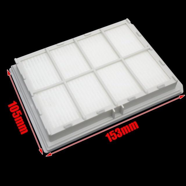 Di alta qualità Vacuum cleaner parts polvere filtro hepa per BOSCH BSA BSB BSD BSF Serie HEPA 00263506 00460474 Aspirapolvere filtro