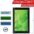 """Mejor Que el Vidrio Templado Para Sony Xperia Z Tablet Z2 10.1 """"Tablet PC Claro de la Película del Protector de Pantalla Mate (Vidrio no Templado)"""