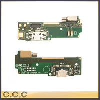 Original Mic USB Charger Dock Port Connector Board For Sony Xperia XA F3115 F3112 F3116 Vibrator