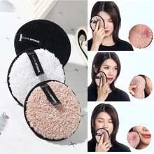 1 шт мягкая губка для снятия макияжа
