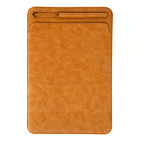 Jisoncase Leather Sleeve Case Pouch For IPad Pro 10 5 2017 Cover Creative Soft Folding Sleeve