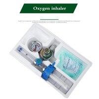 Pressure Regulators O2 Medical oxygen meter Medical pressure reducing valve Oxygen inhaler G5/8